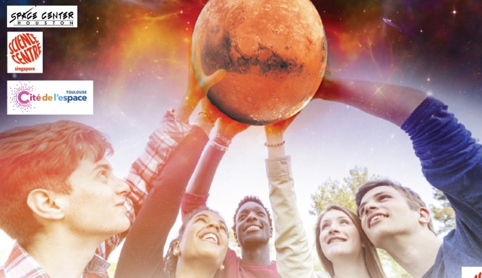 Lancement du projet Youth Mission to Mars