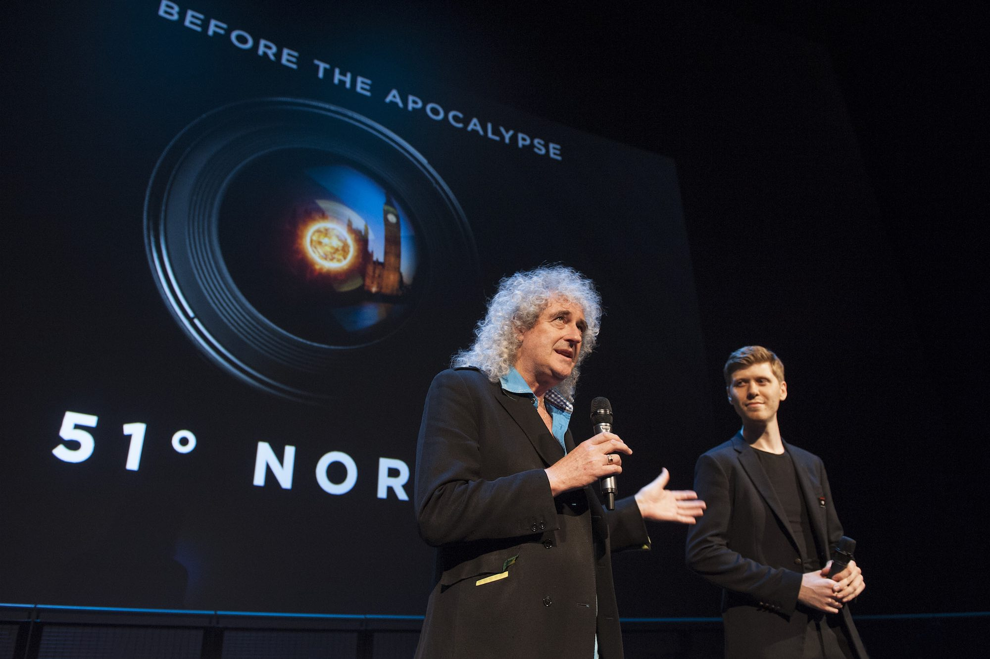 Brian May - Asteroid Day