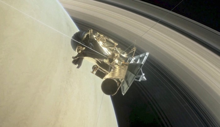 La NASA annonce le grand final de Cassini