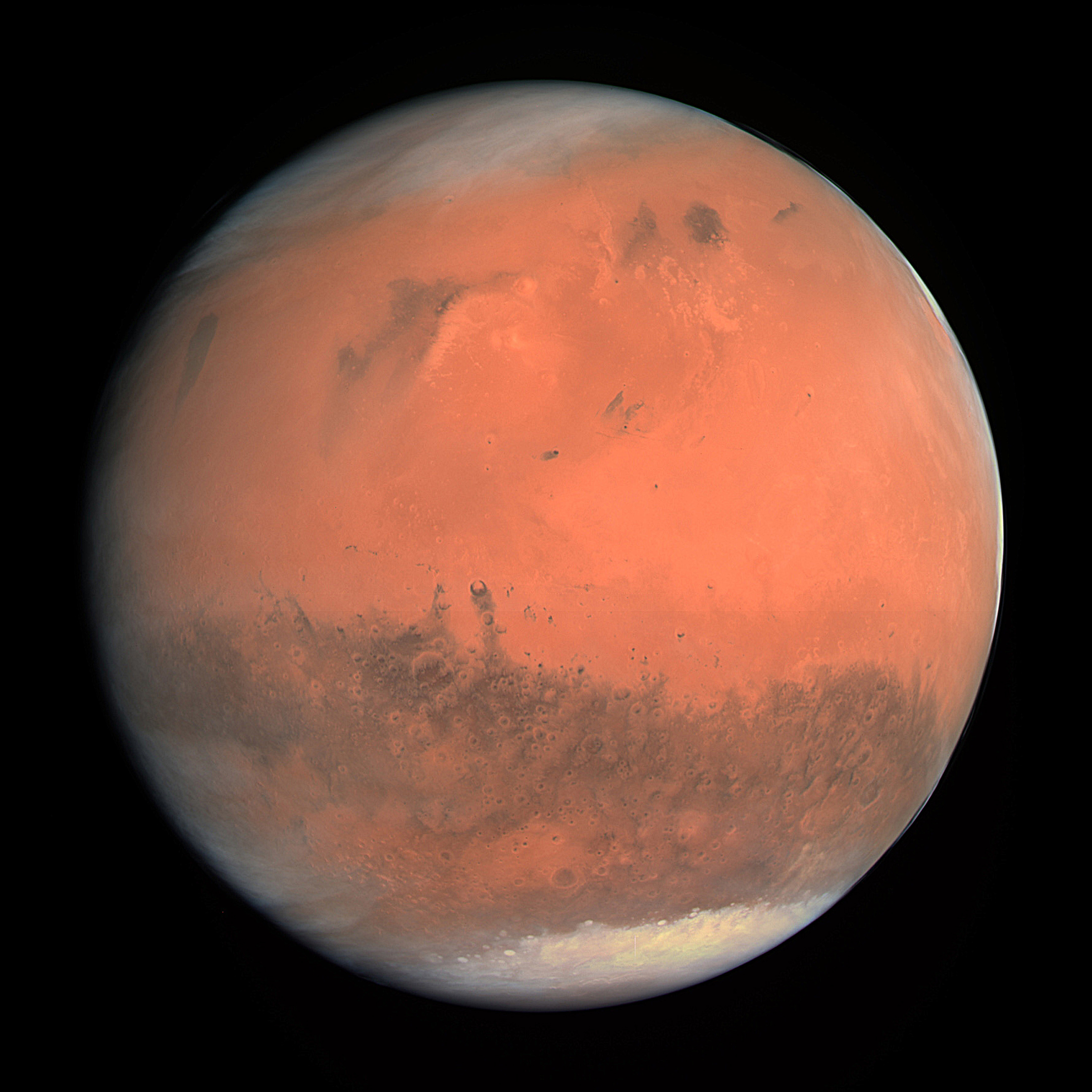 Retransmission en direct du lancement de la mission MARS 2020