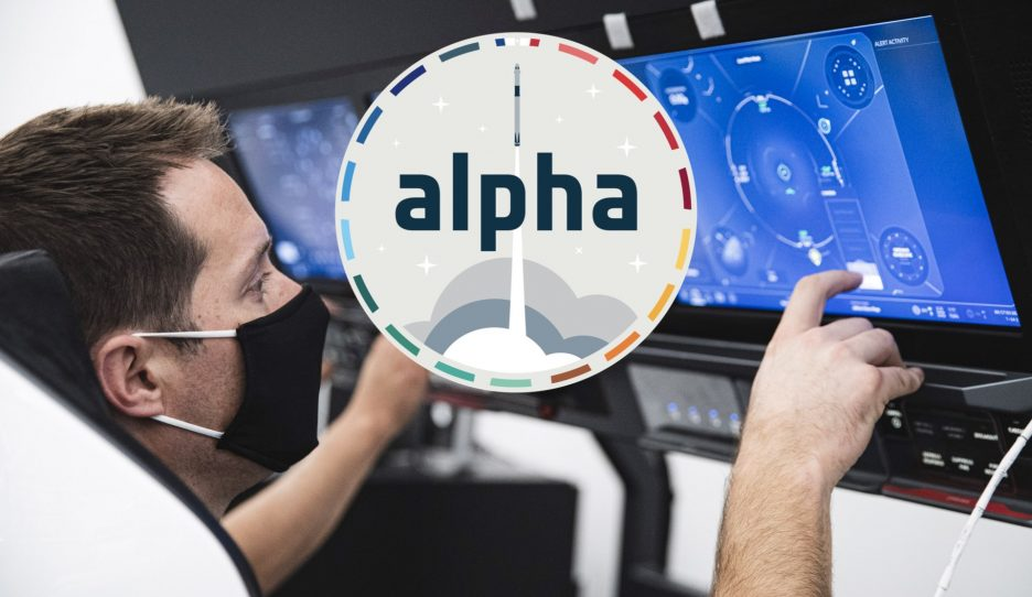 Thomas Pesquet : mission Alpha en 2021